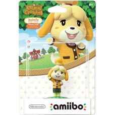 Интерактивная фигурка - Animal Crossing - Isabelle (Winter Outfit)