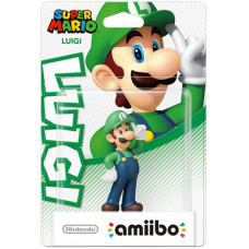 Интерактивная фигурка amiibo - Super Mario - Luigi