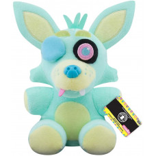 Мягкая игрушка Five Nights at Freddy's - Foxy (Green Spring Colorway) (15 см)