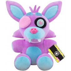 Мягкая игрушка Five Nights at Freddy's - Foxy (Purple Spring Colorway) (15 см)