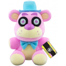Мягкая игрушка Five Nights at Freddy's - Freddy (Pink Spring Colorway) (15 см)