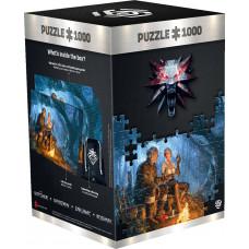 Пазл The Witcher 3: Wild Hunt - Ciri Journey