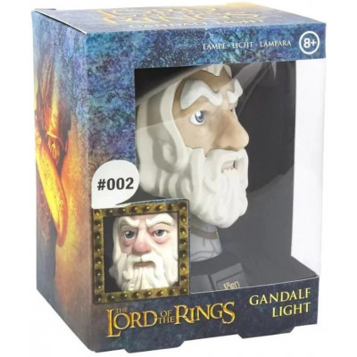 Светильник Paladone Lord Of The Ring - Gandalf (3D Character Light) PP6542LR