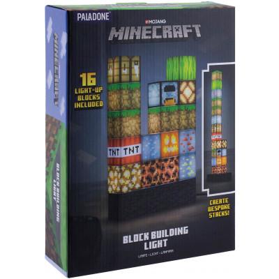 Светильник Paladone Minecraft - Block Building (16 шт) PP6596MCF