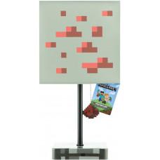 Лампа настольная Minecraft - Redstone