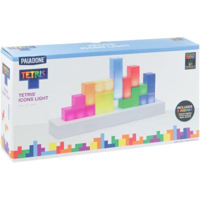 Светильник Paladone Tetris - Icons PP6949TT
