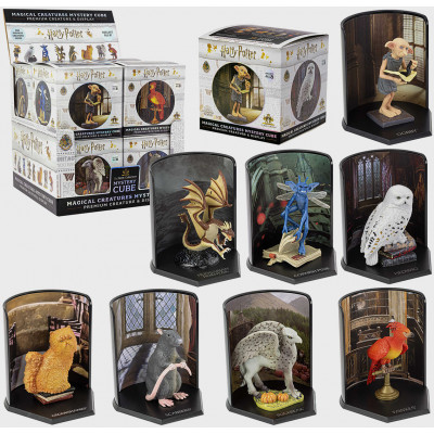 Фигурка Noble Collection Harry Potter - Mystery Cubes - Magical Creatures (1 шт, 7 см) NN8009