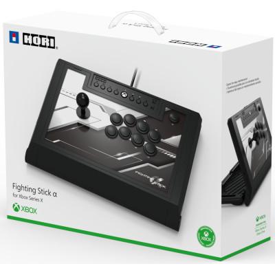 Контроллер HORI Аркадный стик Fighting Stick α для Xbox One/Series X|S / PC AB11-001U
