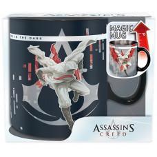 Кружка Assassin's Creed - The Assassins (Heat Change) (460 мл)