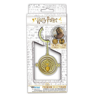Брелок ABYStyle Harry Potter - Hermione's Time Turner V2 ABYKEY322 (5 см)