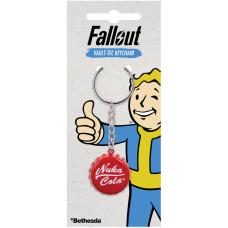 Брелок Fallout - Nuka Cola Bottlecap (4 см)