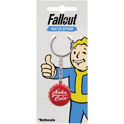 Брелок Gaya Fallout - Nuka Cola Bottlecap (4 см)