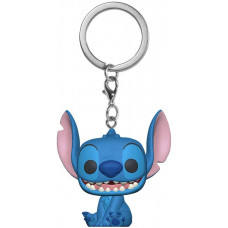 Брелок Lilo & Stitch - Pocket POP! - Stitch (Smiling Seated) (4 см)