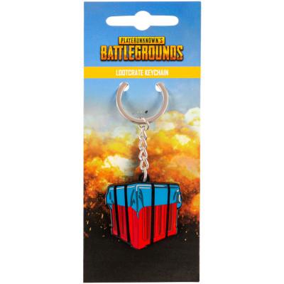 Брелок Gaya PlayerUnknown's Battlegrounds - Lootcrate (4 см)