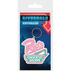 Брелок Riverdale - Pop's Chock'lit Shoppe (4 см)