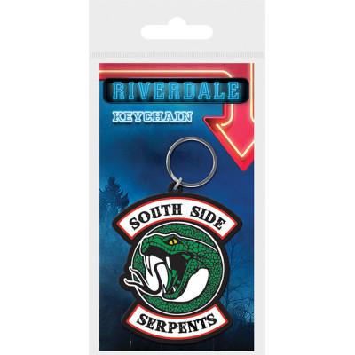 Брелок Pyramid Riverdale - South Side Serpents RK38958C (4.5 см)