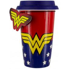 Стакан дорожный Wonder Woman (350 мл)