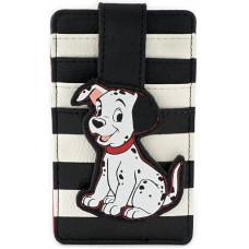 Держатель для карт 101 Dalmations - Puppie (Black and White Striped)