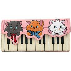 Кошелек The Aristocats - Movie Piano Kitties