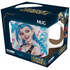 Кружка League of Legends - Vi vs Jinx (Matte) (320 мл)