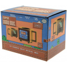 Кружка Super Mario Bros - Like A Boss (TV Screen Heat Change) (500 мл)