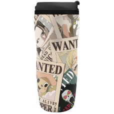 Термокружка One Piece - Wanted (355 мл)