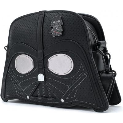 Сумка Loungefly через плечо Star Wars - Darth Vader Helmet STTB0184
