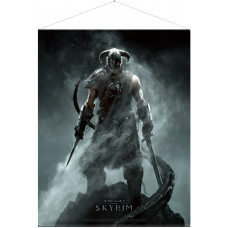 Постер The Elder Scrolls V: Skyrim - Dragonborn (77х100 см)