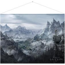 Постер The Elder Scrolls V: Skyrim - Valley (77х100 см)