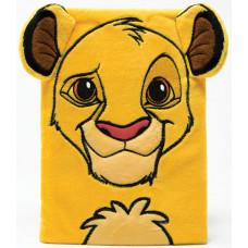 Записная книжка The Lion King - Simba (Furry Cover)
