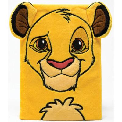 Записная книжка Pyramid The Lion King - Simba (Furry Cover) SR72792