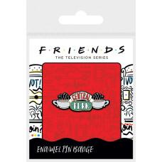 Значок Friends - Central Perk