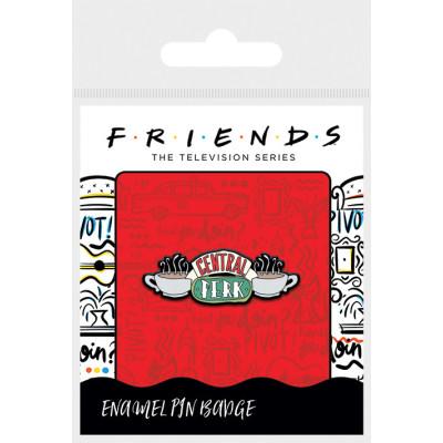Значок Pyramid Friends - Central Perk PBE5462