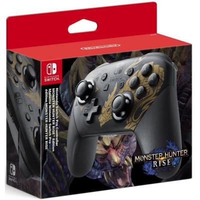 Контроллер Nintendo Pro для NS (Monster Hunter Rise)
