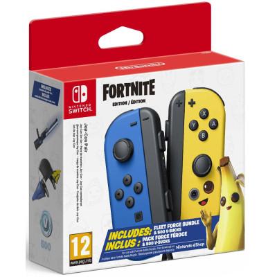 Набор контроллеров Nintendo Joy-Con (Fortnite)
