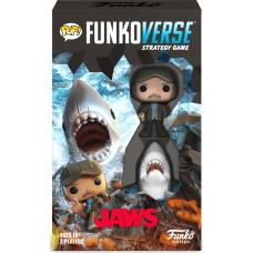 Настольная игра Jaws - POP! Funkoverse - 100 Expandalone