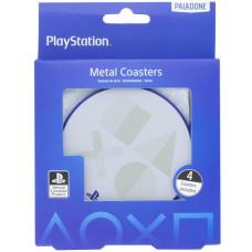 Набор подставок под напитки PlayStation - PS5 Style