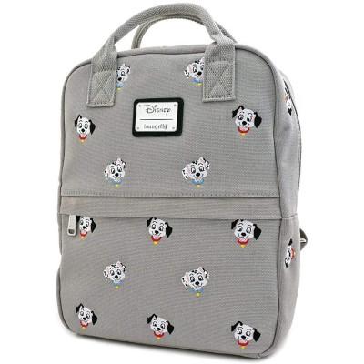 Рюкзак Loungefly 101 Dalmatians Dalmatian Head (AOP) WDBK0945