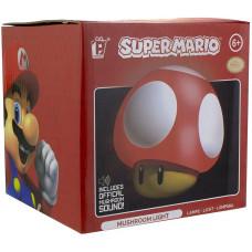 Светильник Super Mario - Mushroom (with Sound)