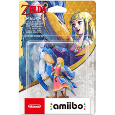 Интерактивная фигурка amiibo - The Legend of Zelda - Zelda & Loftwing