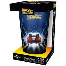 Стакан Back To The Future - DeLorean (400 мл)
