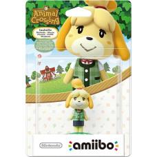 Интерактивная фигурка - Animal Crossing - Isabelle (Summer Outfit)