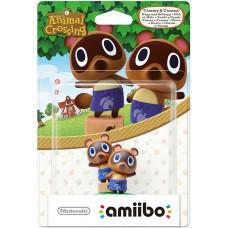 Интерактивная фигурка - Animal Crossing - Timmy & Tommy