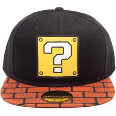Бейсболка Super Mario - Brick