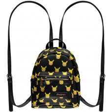 Мини рюкзак Pokemon - Pikachu Head (AOP)