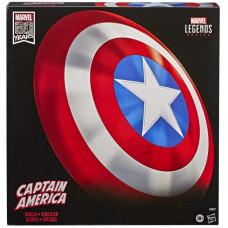 Копия щита Marvel 80 Years - Legends Series - Captain America Shield (60 см)