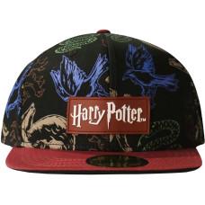 Бейсболка Harry Potter - Wizards Unite (Colors) (AOP)