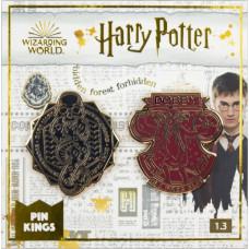 Набор значков Harry Potter - Pin Kings - Dark Mark & Dobby (2 шт)