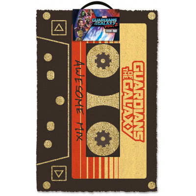 Коврик Pyramid придверный Guardians of the Galaxy Vol.2 - Awesome Mix GP85073 (40x60 см)
