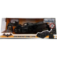 Набор Batman: Arkham Knight - Hollywood Rides - Batmobile & Batman (1:24, 7 см)